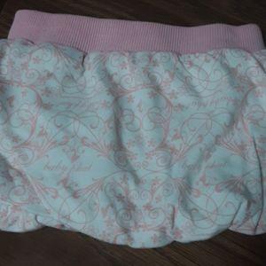 Baby phat infant skirt.